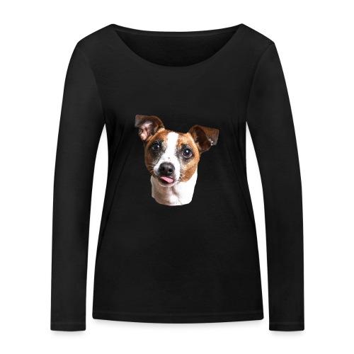 Jack Russell - Women's Organic Longsleeve Shirt by Stanley & Stella