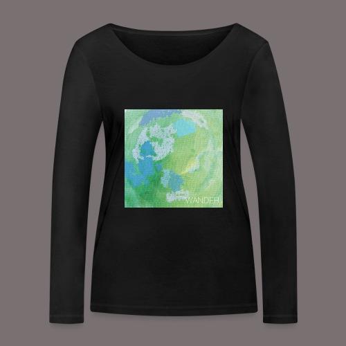 Wander - Frauen Bio-Langarmshirt von Stanley & Stella