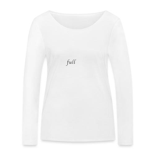 full p one - Økologisk Stanley & Stella langærmet T-shirt til damer