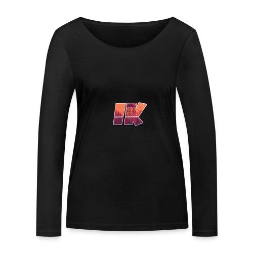 Ishaan Kulkarni Logo (1) - Women's Organic Longsleeve Shirt by Stanley & Stella