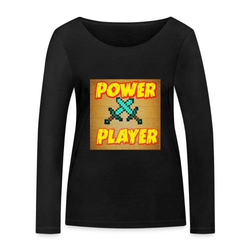 NUOVA LINEA POWER PLAYER - Maglietta a manica lunga ecologica da donna di Stanley & Stella