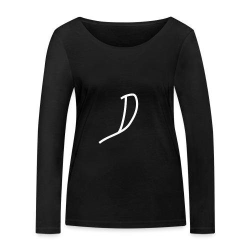 Diznye official - T-shirt manches longues bio Stanley & Stella Femme