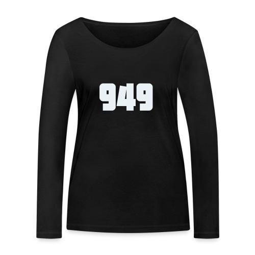 949withe - Frauen Bio-Langarmshirt von Stanley & Stella