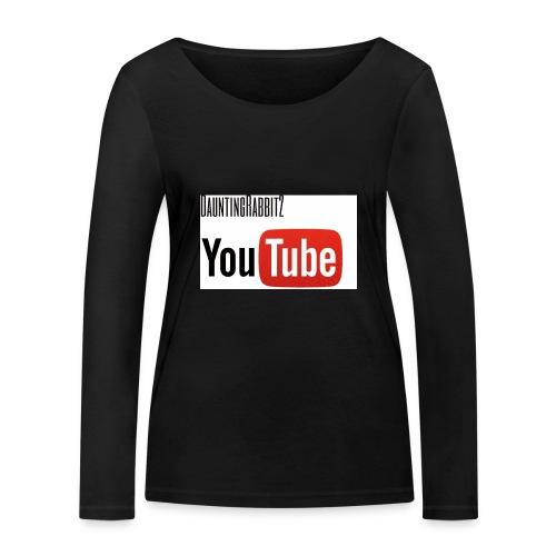 DauntingRabbit2 - Ekologisk långärmad T-shirt dam från Stanley & Stella