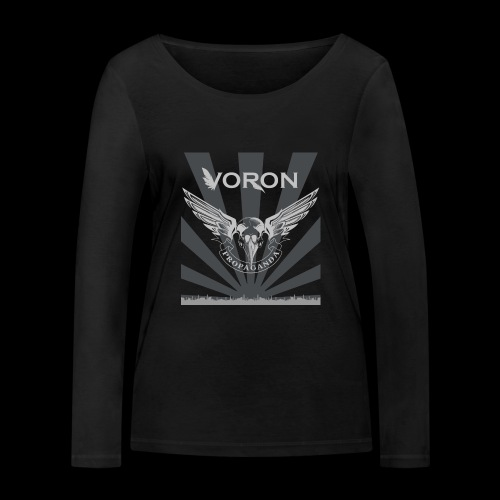 Voron - Propaganda - T-shirt manches longues bio Stanley & Stella Femme