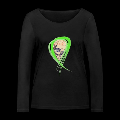 Mental health Awareness - Women's Organic Longsleeve Shirt by Stanley & Stella