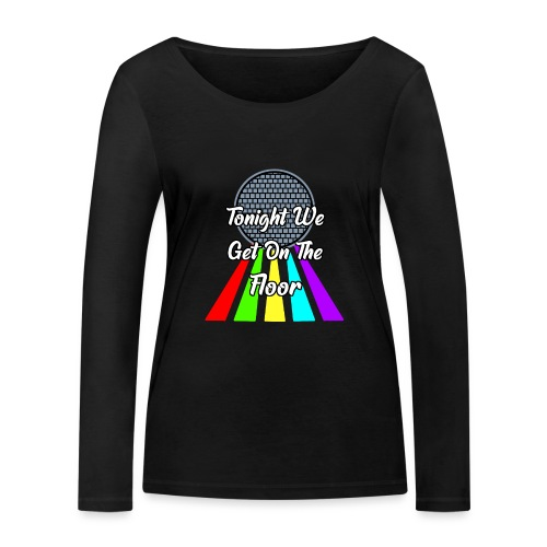 Dance Party - Frauen Bio-Langarmshirt von Stanley & Stella