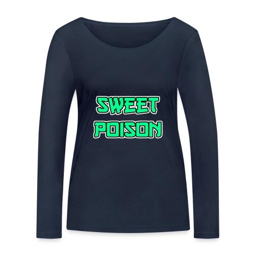 Sweet Poison - Frauen Bio-Langarmshirt von Stanley & Stella