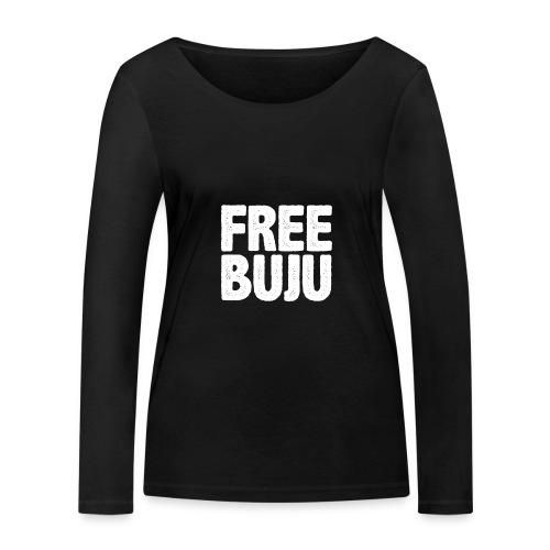 Free Buju - Frauen Bio-Langarmshirt von Stanley & Stella