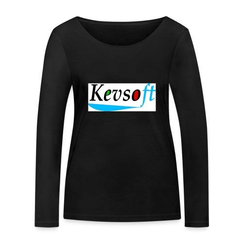 Kevsoft - Women's Organic Longsleeve Shirt by Stanley & Stella