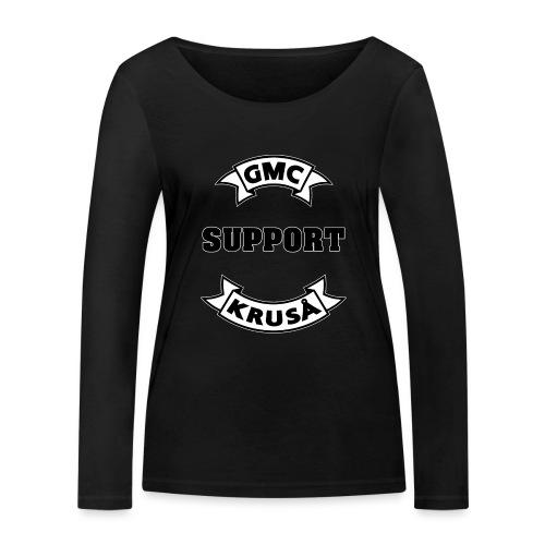 GMC SUPPORT - Økologisk Stanley & Stella langærmet T-shirt til damer