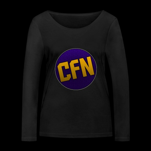 CFN - Women's Organic Longsleeve Shirt by Stanley & Stella