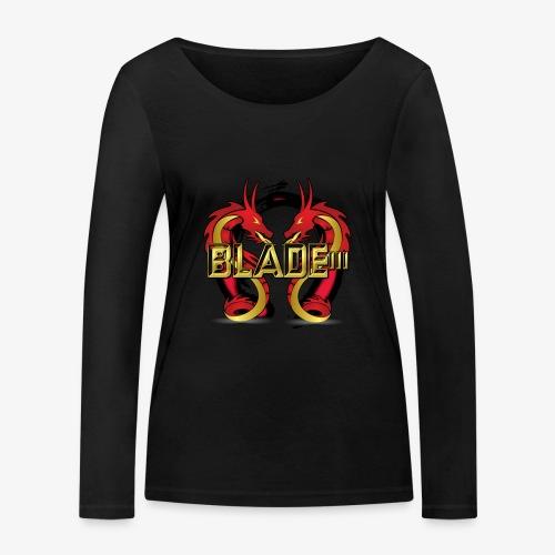 Blade - Women's Organic Longsleeve Shirt by Stanley & Stella