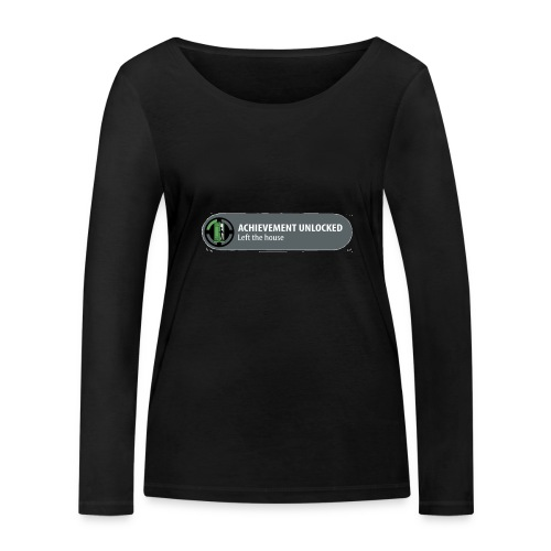 Achievement - Vrouwen bio shirt met lange mouwen van Stanley & Stella
