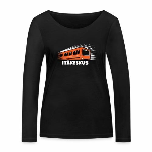 METRO ITÄKESKUS, T-Shirts +150 Products Webshop - Stanley & Stellan naisten pitkähihainen luomupaita