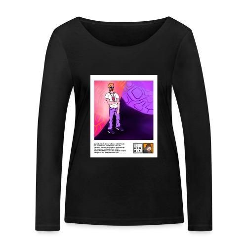 Cooper_Hewitt_01_Luke_S_P - Frauen Bio-Langarmshirt von Stanley & Stella