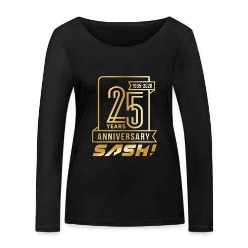 SASH! 25 Years Annyversary - Women's Organic Longsleeve Shirt by Stanley & Stella