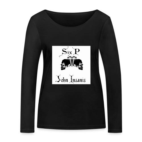 Six P & John Insanis New T-Paita - Stanley & Stellan naisten pitkähihainen luomupaita
