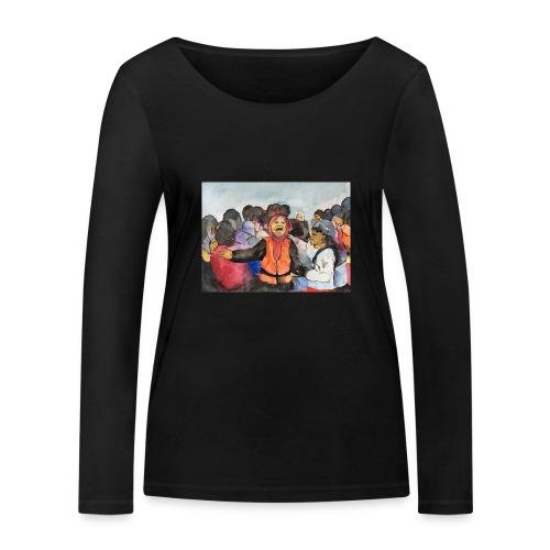 Lezvos22 - Ekologisk långärmad T-shirt dam från Stanley & Stella