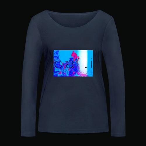 bafti lsd tee - Økologisk Stanley & Stella langærmet T-shirt til damer
