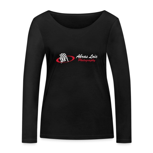 Abras Loïc Photography - T-shirt manches longues bio Stanley & Stella Femme