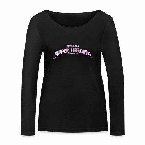 super he roina portugal - T-shirt manches longues bio Stanley & Stella Femme