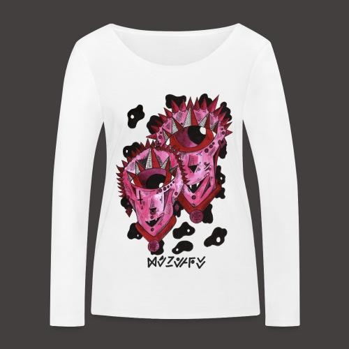 Gemeaux original - T-shirt manches longues bio Stanley & Stella Femme