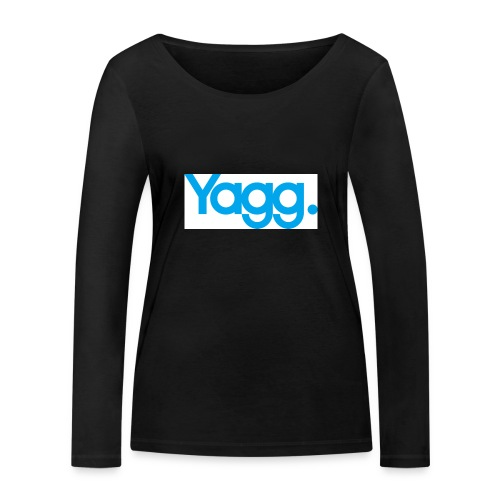 yagglogorvb - T-shirt manches longues bio Stanley & Stella Femme
