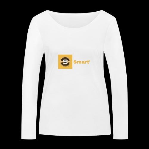 Smart' ORIGINAL Limited Editon - Women's Organic Longsleeve Shirt by Stanley & Stella
