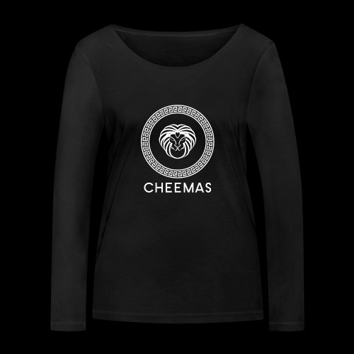 CHEEMAS - T-shirt manches longues bio Stanley & Stella Femme