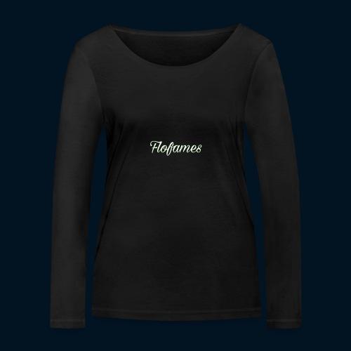 camicia di flofames - Maglietta a manica lunga ecologica da donna di Stanley & Stella