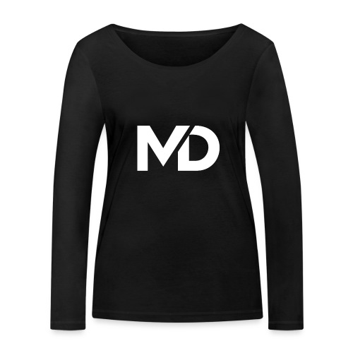 MD Clothing Official© - T-shirt manches longues bio Stanley & Stella Femme