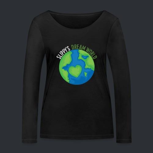 Slippy's Dream World - Women's Organic Longsleeve Shirt by Stanley & Stella