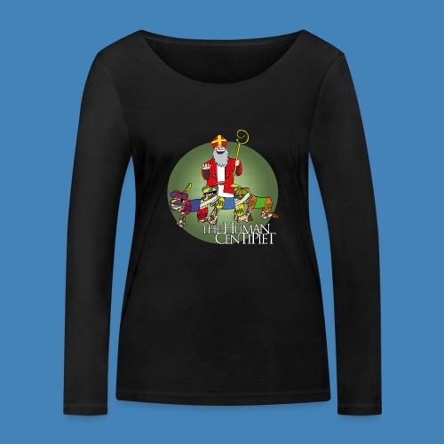 The Human Centipiet - Vrouwen bio shirt met lange mouwen van Stanley & Stella