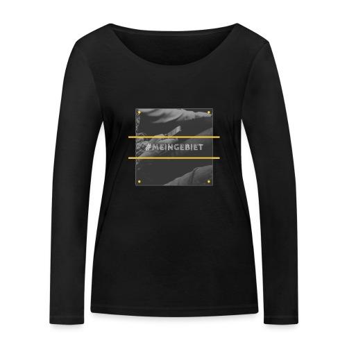 MeinGebiet - Frauen Bio-Langarmshirt von Stanley & Stella