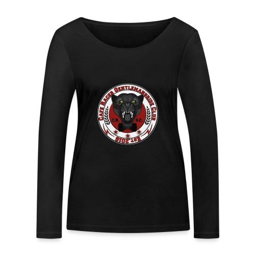 logopanthercrfcnew - Women's Organic Longsleeve Shirt by Stanley & Stella