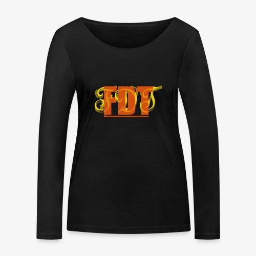 FDT - Women's Organic Longsleeve Shirt by Stanley & Stella