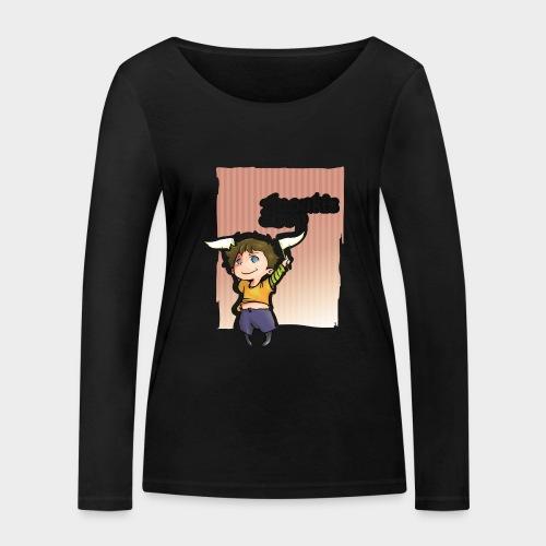 Anoukis Shop - Djaya - T-shirt manches longues bio Stanley & Stella Femme