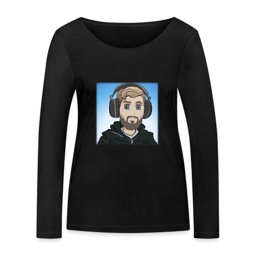KalzAnimated - Økologisk Stanley & Stella langærmet T-shirt til damer