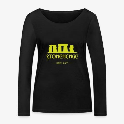 STONEHENGE - Maglietta a manica lunga ecologica da donna di Stanley & Stella