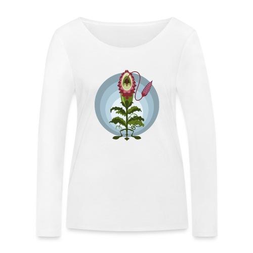 Il giorno dei Trifidi - John Whyndam - Maglietta a manica lunga ecologica da donna di Stanley & Stella