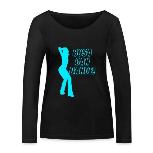 rosacandance - Women's Organic Longsleeve Shirt by Stanley & Stella