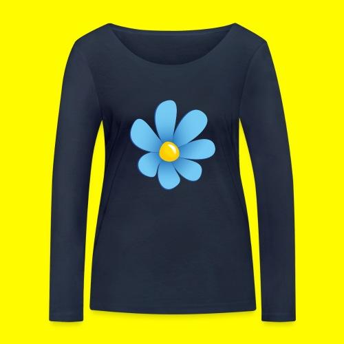 Sverigedemokraterna - Ekologisk långärmad T-shirt dam från Stanley & Stella