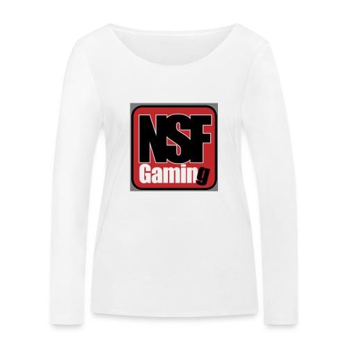 NSFGaming - Ekologisk långärmad T-shirt dam från Stanley & Stella