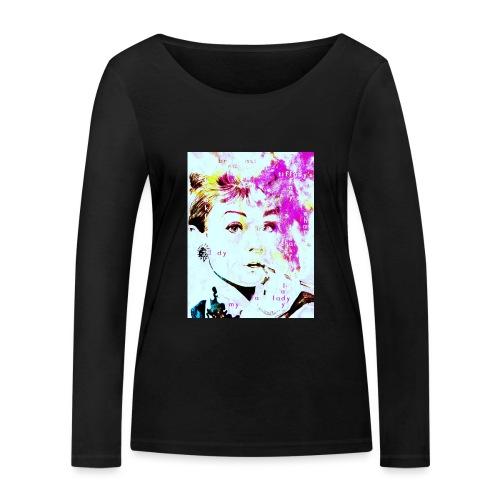 Audrey - Frauen Bio-Langarmshirt von Stanley & Stella