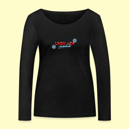 Lindy Hop Wonderland Tanz T-shirt - Frauen Bio-Langarmshirt von Stanley & Stella