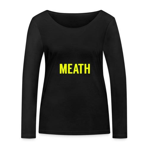 MEATH - Women's Organic Longsleeve Shirt by Stanley & Stella