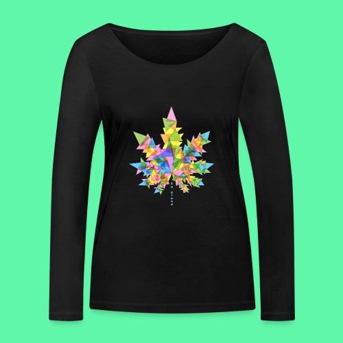 Mary Jane multi - Økologisk Stanley & Stella langærmet T-shirt til damer