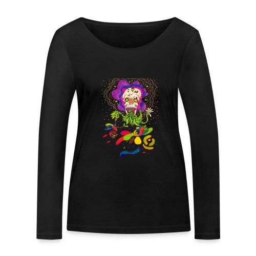 doskalle - Ekologisk långärmad T-shirt dam från Stanley & Stella