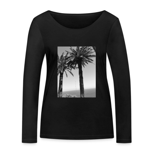 arbre - T-shirt manches longues bio Stanley & Stella Femme